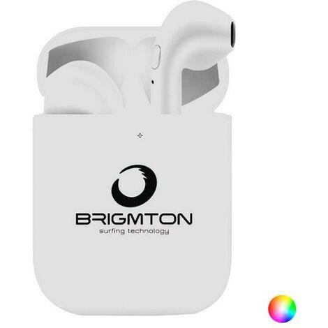 Casques Bluetooth avec Microphone BRIGMTON BML-18 250 mAh