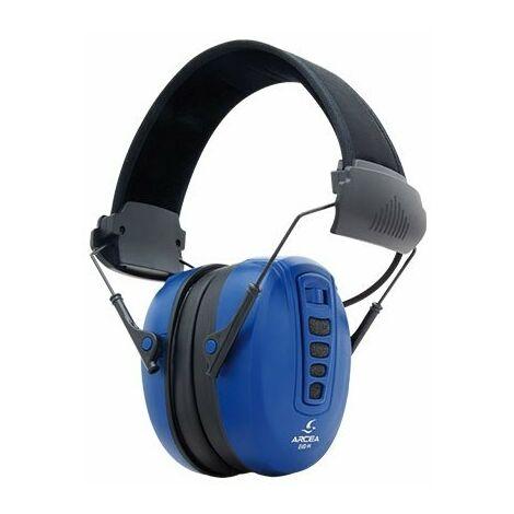 Casques de protection disponible en deux modèles, protection auditive lors du travail dans les salons professionnels de toilettage pour chiens