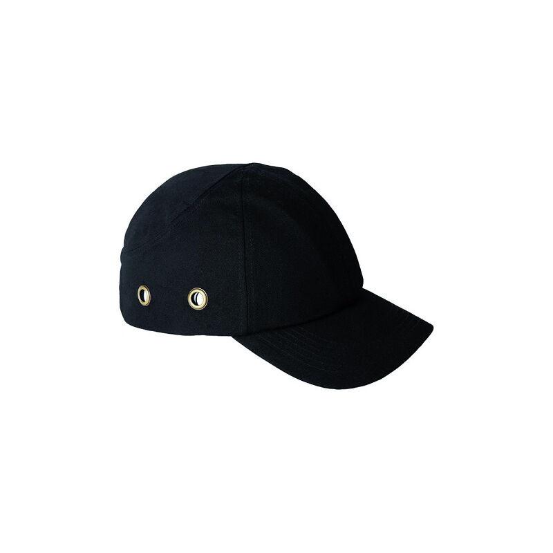 Casquette anti-heurt noire Euro Protection