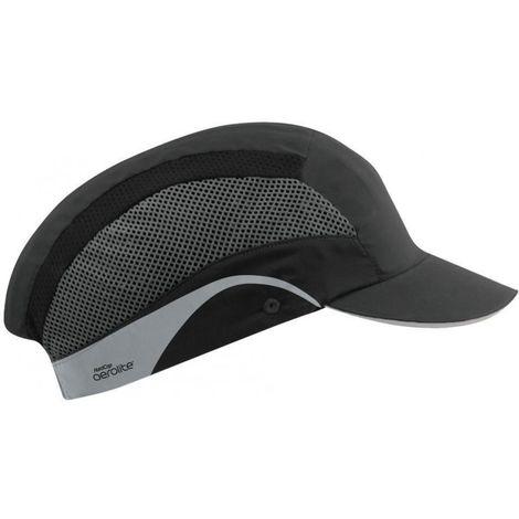 Casquette de protection Aerolite 2,5 cm Schirm, noir