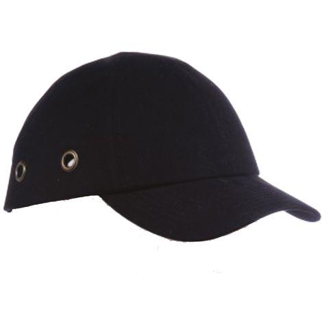 Casquette de Sécurité Anti-Heurt Noir-Dulary