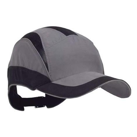Casquette pourB.3 Elite Standard, gris/noir
