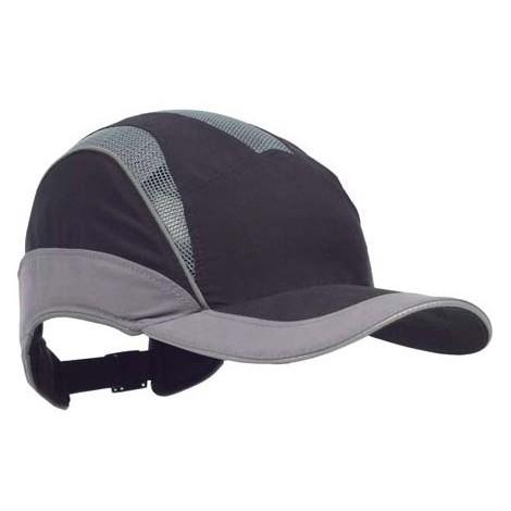 Casquette pourB.3 Elite Standard, NJoir/gris