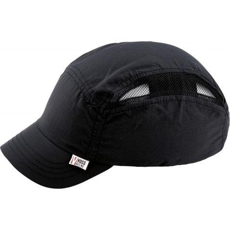 Casquette VOSS-Cap modern style, noir