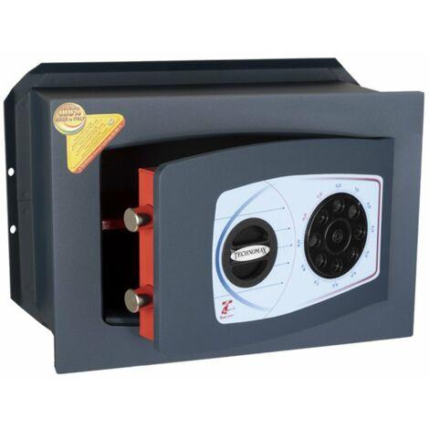 CASSAFORTE A MURO INCASSO TECHNOMAX MASTER TRONY CON COMBINAZIONE DIGITALE-340X460X240 MM