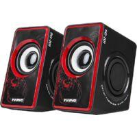CASSE AUDIO MARVO SCORPION SG-201 USB 2.0 STEREO GAMING SPEAKERS  ALTOPARLANTI PC - 17178