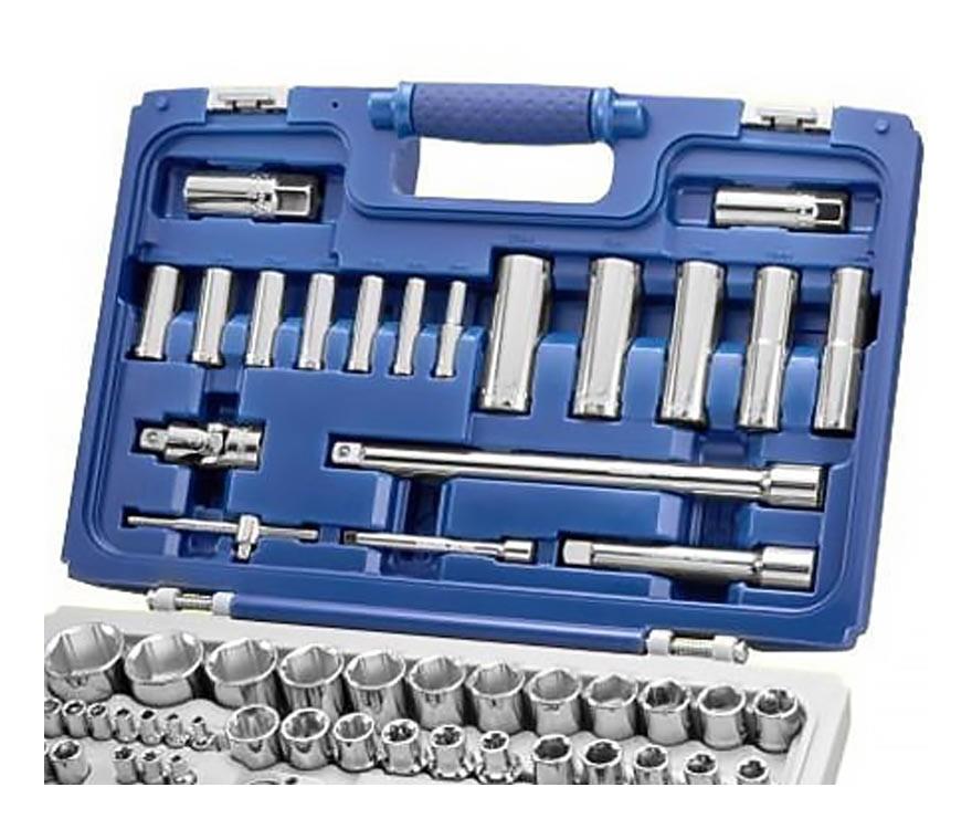 CASSETTA SERIE CHIAVI A BUSSOLA 98 UTENSILI 1//2-1//4TORX PASTORINO EXPERT E034805