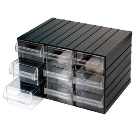 Cassettiere In Plastica Per Minuterie.Cassetta Cassettiera In Plastica Porta Minuteria 9 Cassetti Fervi Art C080 9