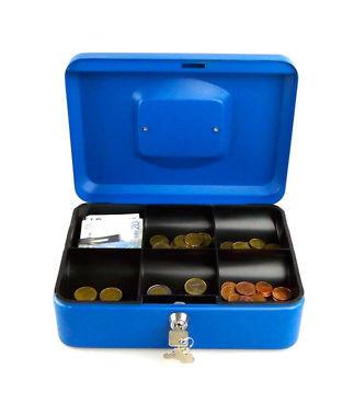 f9898bce27 Cassetta di Sicurezza Cassaforte Con Chiave Con Vassoio Separatore Monete  Euro - CASSETSICUREZZA29678_LGVSHOPPING