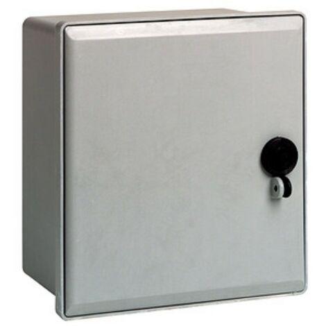 Cassetta per contatore energia elettrica 2 posti cc12 cm.39x24x42h - Capaldo