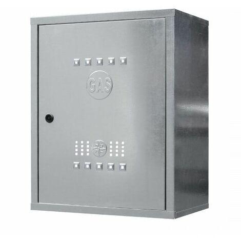 Cassetta Per Contatore Gas In Acciaio Zincato Tecnometal