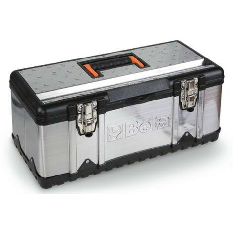 """main image of """"Cassetta porta Utensili Beta in acciaio inox e plastica vuoto 021170500"""""""