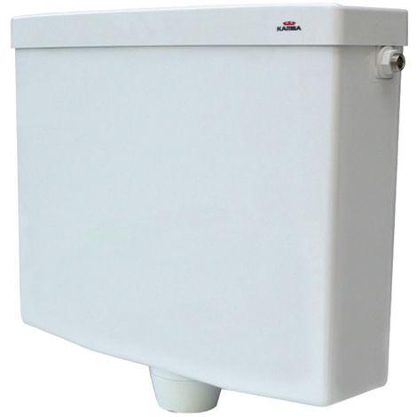 kariba cassetta esterna wc  CASSETTA wc esterna universale KARIBA SLIM 116 Slim 6-9 litri