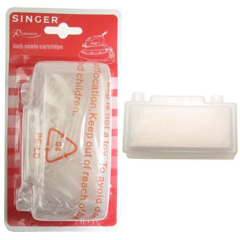 "main image of ""Cassette anti-calcaire Romance 1100012109 pour Centrale vapeur DOMO, FAGOR, FAR, FIRSTLINE, MORPHY RICHARDS, PRIMO, QUIGG, SINGER"""