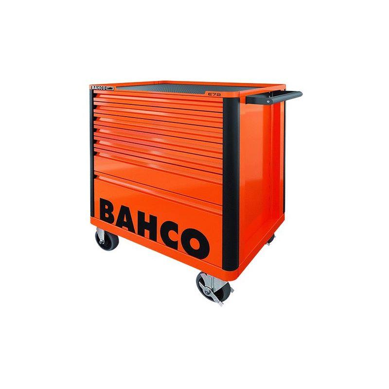 Bahco - CASSETTIERA PORTA UTENSILI colore arancio