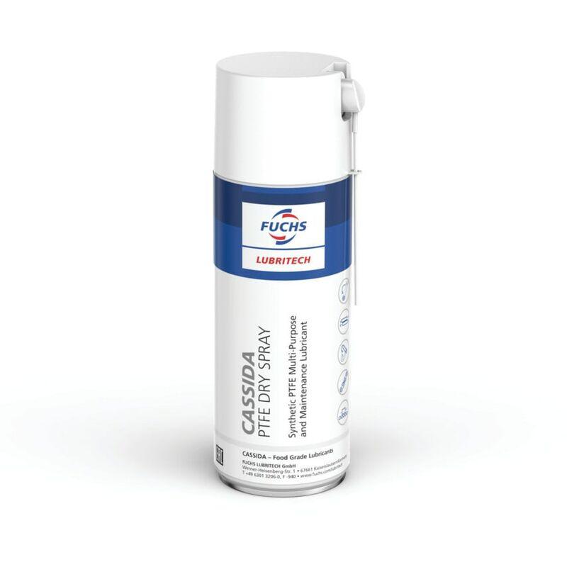 Image of Cassida PTFE Dry Spray 400ML - Fuchs