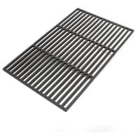 Cast iron Barbecue grate rectangular 54 x 34 cm massive for charcoal and gas grill
