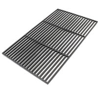 Cast iron Barbecue grate rectangular 67 x 40 cm massive for charcoal grill, gas grill