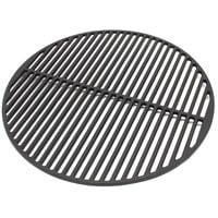 Cast iron Barbecue grate round 45 cm massive for ball grill and round grill