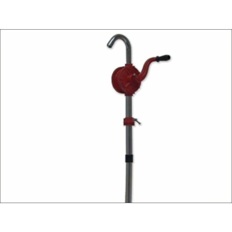 Cast Iron Rotary Barrel Pump LUM3461010