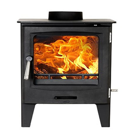 Cast Tec Horizon 7 Wood Burning / Multi Fuel Approved Stove