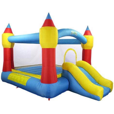Castillo hinchable infantil CH22