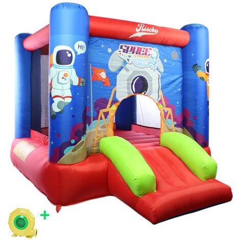 Castillo hinchable infantil Space Station CH21
