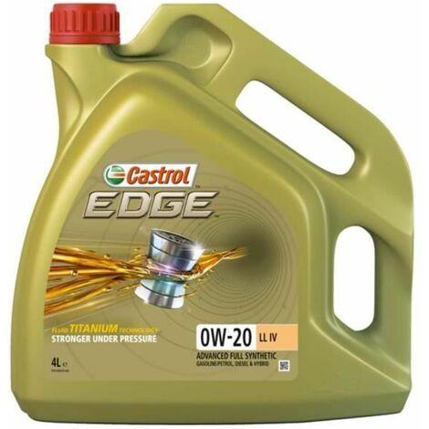 CASTROL Huile de moteur EDGE 0W-20 LL IV 4L