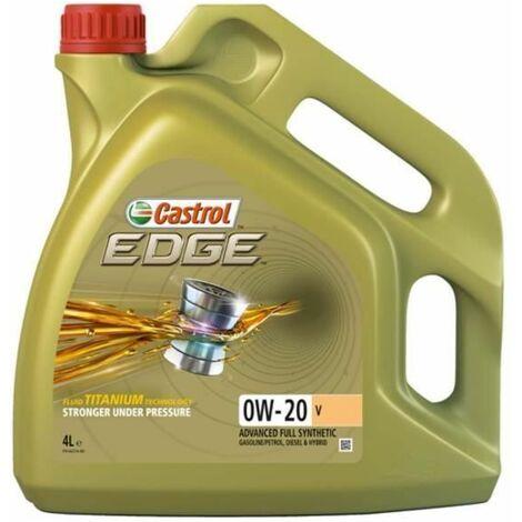 CASTROL Huile de moteur EDGE 0W-20 V 4L
