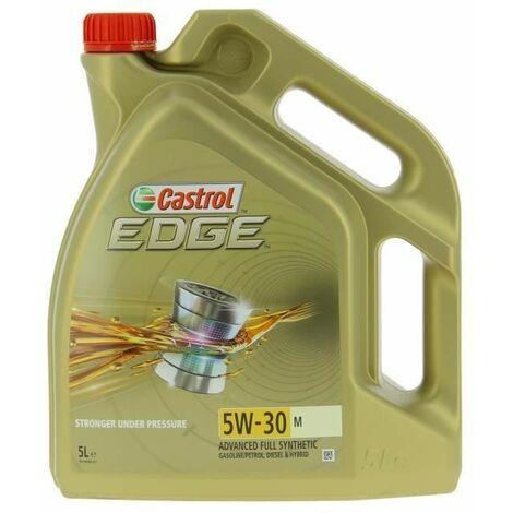 CASTROL Huile moteur Edge 5W-30 M - 5L