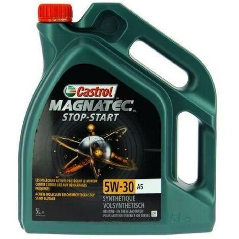 CASTROL Huile moteur Magnatec Stop-start 5W-30 A5 - 5 L
