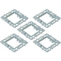 CASUAL Lote de 5 marcos metal simple