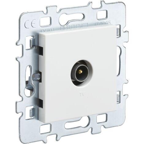 Casual - mécanisme TV + cache blanc + support métal - Debflex