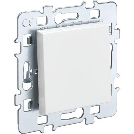 Casual - mécanisme va et vient + cache blanc + support métal - Debflex