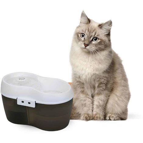 Cat H2O - Fontaine à Eau pour Chat - Gris
