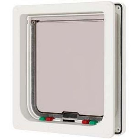 Cat Mate Large Cat Flap (One Size) (White)