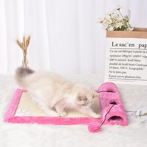 Cat Scratcher Cardboard Kitten Corrugated Scratching Board Pad Sofa Bed