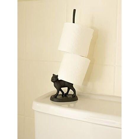 "main image of ""Cat Toilet Roll Holder"""