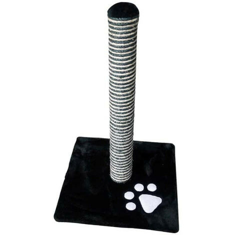 Cat Toy - NAYECO Scratcher - 63x40x40cm - Black