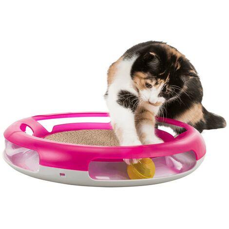 Cat toy Race & Scratch ø 37 cm