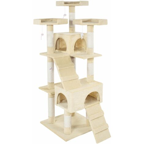 Cat tree Barney - cat scratching post, cat tower, scratching post