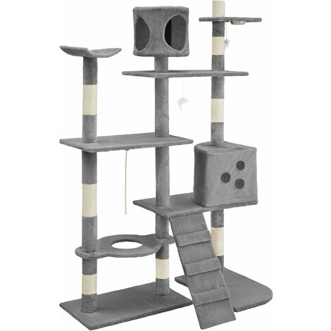 Cat tree - Deluxe - cat scratching post, cat tower, scratching post