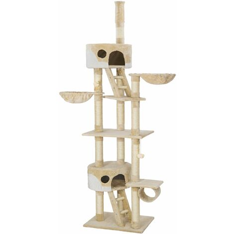 """main image of """"Cat tree Hansi - cat scratching post, cat tower, scratching post"""""""