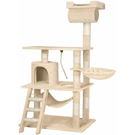 Cat tree Stokeley - cat scratching post, cat tower, scratching post