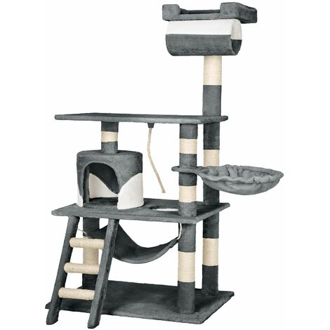 """main image of """"Cat tree Stokeley - cat scratching post, cat tower, scratching post"""""""