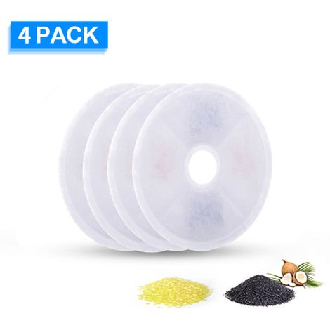 Cat Water Fountain Filters Replacement Filters for Pet Catit Flower Fountain GEX Cat Water Fountain