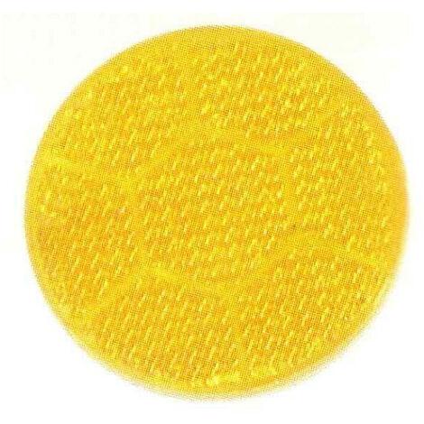 """main image of """"Catadioptre pour remorque autocollant orange"""""""
