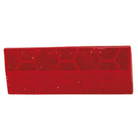 "main image of ""Catadioptre Rouge Adhesif - 110x44 mm"""