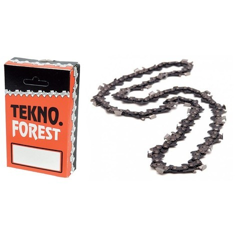 Catene per motosega Tekno Forest 3/8 b.p. mm 1.1