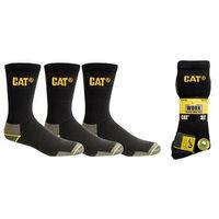CATERPILLAR 3 paires de chaussettes - C123 WORKWEAR